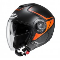 Шлем KASK HJC I40 CAMET Orange/Black MC7SF