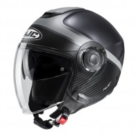 Шлем HJC I40 WIROX Black/Silver MC5SF