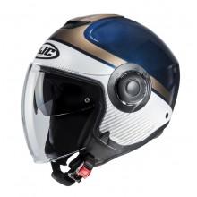 Шлем HJC I40 WIROX White/Blue MC2