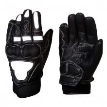 Перчатки TSCHUL 239 черно-белые