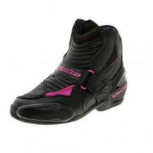 Ботинки Alpinestars Stella SMX-1 R Black Fuchsia