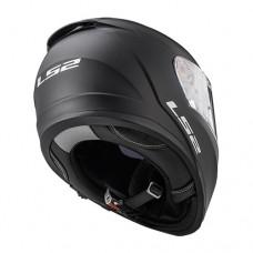 Шлем LS2 FF390 Breaker Solid Matt Black