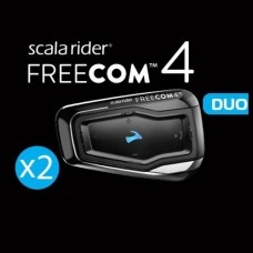 Интерком SCALA RIDER FREECOM 4 на 2 шлема