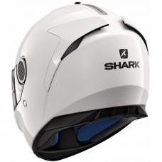Шлем Shark Spartan Blank White Azur