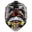 Шлем LS2 MX470 Subverter Emperor Black Orange