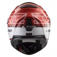 Шлем LS2 FF320 Stream Evo Kub Red Black
