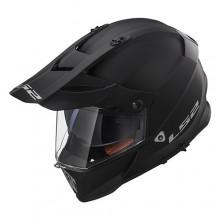 Шлем LS2 MX436 Pioneer Solid Matt Black