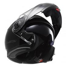 Шлем LS2 FF325 Strobe Solid Black
