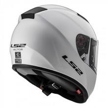 Шлем LS2 FF397 Vector HPFC Evo Solid White