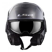 Шлем LS2 FF399 Valiant Solid Black