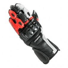 Перчатки REBELHORN BLAZE PRO black/white/red