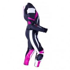 Комбинезон женский Tschul 546 Titanium Black White Pink