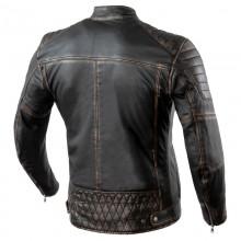 Куртка кожаная REBELHORN HUNTER PRO vintage black