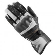 Перчатки кожаные REBELHORN PATROL LONG LADY black/gray