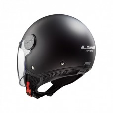Шлем LS2 OF558 Sphere Solid Matt Black
