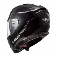Шлем LS2 FF327 Challenger Solid Black