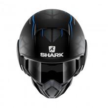 Шлем Shark Street-Drak Hurok mat black blue black r.M