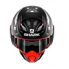 Шлем Shark Street-Drak Kanhji mat black orange silver r.S