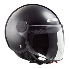 Шлем LS2 OF558 Sphere Solid Black