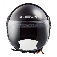 Шлем LS2 OF558 Sphere Solid Black