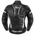 Куртка TSCHUL 890 black-white