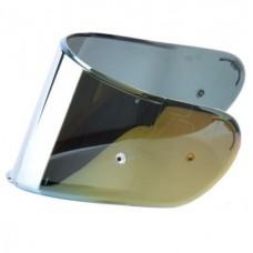 Визор LS2 FF397 зеркально золотой