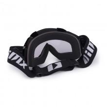 Очки кросс-эндуро IMX MUD black (прозрачная линза)