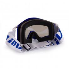Очки кросс-эндуро IMX SAND blue/white (2 линзы)