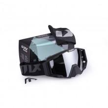 Очки кросс-эндуро IMX SAND black matt (2 линзы)