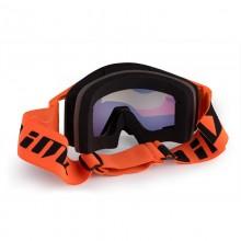 Очки кросс-эндуро IMX SAND black/orange matt (2 линзы)