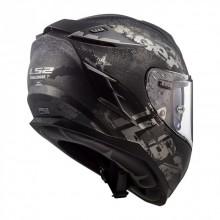 Шлем LS2 FF327 Challenger Flex Matt Black