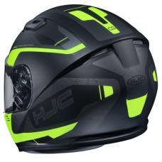 Шлем HJC CS-15 Dosta black/flo yellow