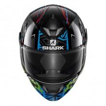 Шлем Shark Skwal 2 Noxxys Black Blue Green