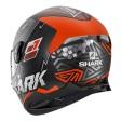 Шлем Shark Skwal 2 Noxxys Matt Black Orange Silver