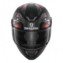 Шлем Shark Skwal 2 Venger Black Anthracite Red