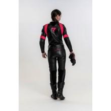 Куртка кажаная женская Rebelhorn Rebel Lady Black/Pink