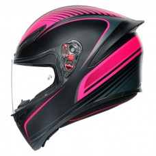 Шлем AGV K1 Warmup Black Pink