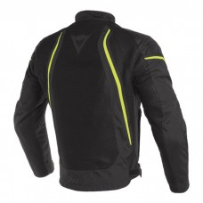 Куртка Dainese Air Crono 2 Tex Black Black Fluo Yellow