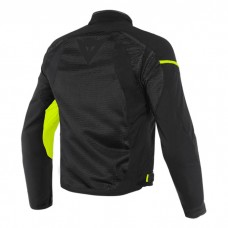 Куртка Dainese Air Frame D1 Tex Black Black Yellow Fluo
