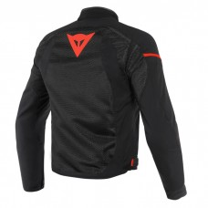 Куртка Dainese Air Frame D1 Tex Black Black Red Fluo