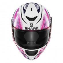 Шлем Shark D-Skwal 2 Shigan White Black Violet