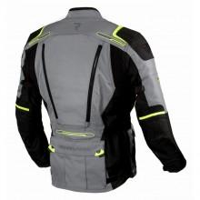 Куртка Rebelhorn Cubby III Grey Black Fluo Yellow