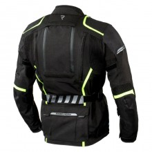 Куртка Rebelhorn Hiker II Black Fluo Yellow