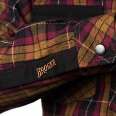 Рубашка Broger Alaska Caramel