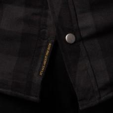 Рубашка Broger Alaska Black Grey