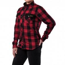 Рубашка женская Broger Alaska Lady Red Black