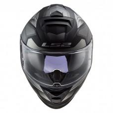 Шлем LS2 FF800 Storm Faster Matt Titanium