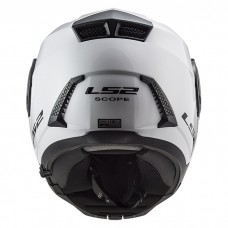 Шлем LS2 FF902 Scope Solid White