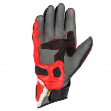 Перчатки Rebelhorn St Short Black Grey Flo Red