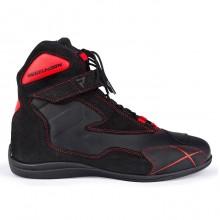 Ботинки Rebelhorn Spark Black Flo Red